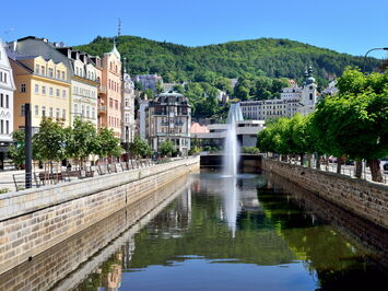 Relaxing stay in Karlovy Vary (Carlsbad)